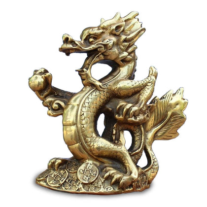 Dragon of Joy Statuette