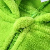 Green Dragon<br>Pajamas for Toddlers