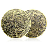 Lucky Dragon and<br>Phoenix Coin