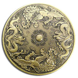 Lucky Dragon and Phoenix Coin