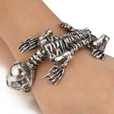 Dragon Skeleton Bracelet (Stainless Steel)
