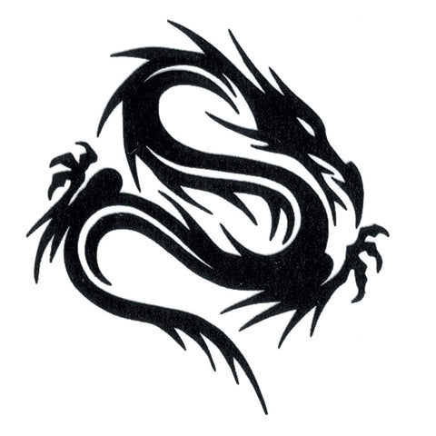 Dragon Symbol Tattoo