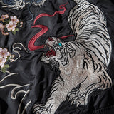 Dragon and Tiger Bomber Jacket