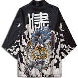 Dragon and Tiger Kimono