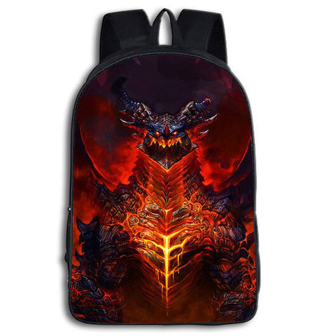 Evil Dragon Backpack