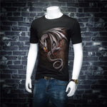 Fire Breathing Dragon Shirt