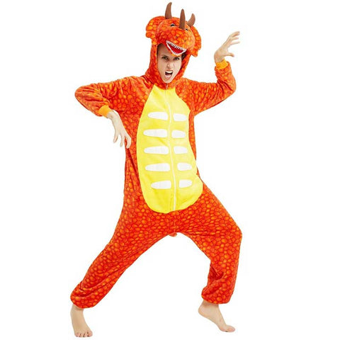Fire Dragon Onesie