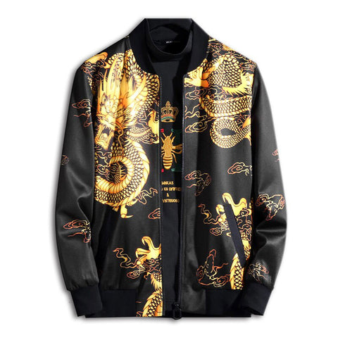 Gold Dragon Jacket