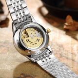 Golden Dragon Watch