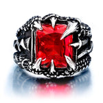 Gothic Dragon Claw Evil Ring (Stainless Steel)