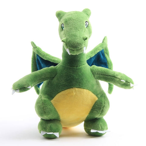 Green Dragon Stuffed Animal