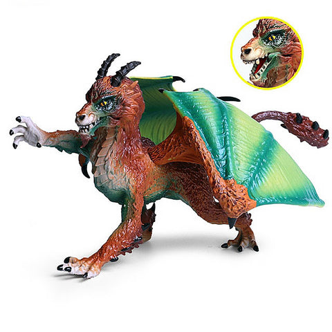 Hungarian Horntail Dragon Toy