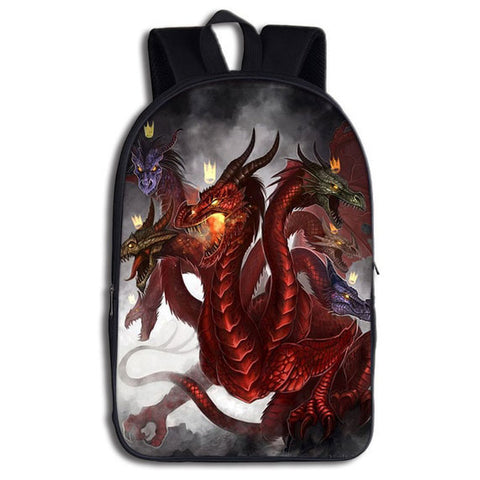 Hydra Dragon Backpack