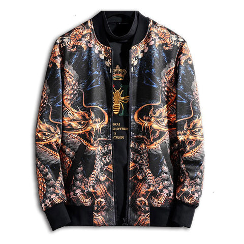 Japanese Dragon Jacket