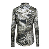 Japanese Dragon Shirt
