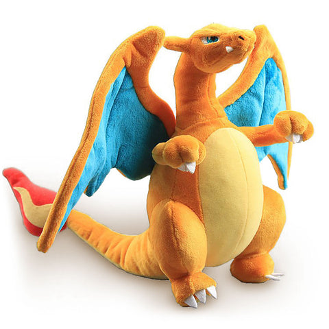 Orange Dragon Stuffed Animal