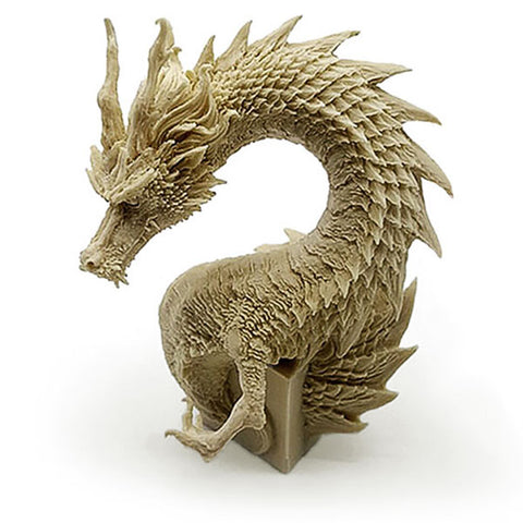 Oriental Dragon Miniature
