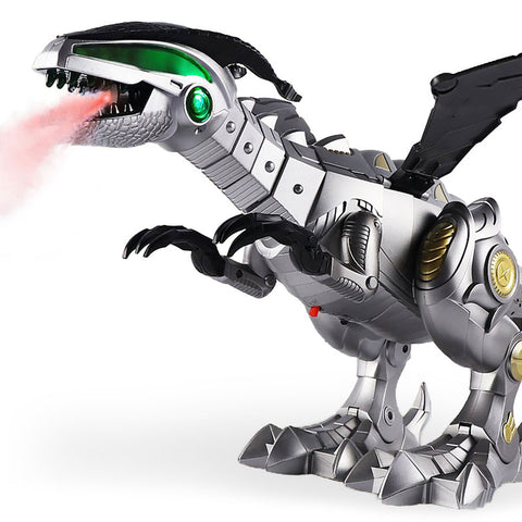 Real Robot Dragon