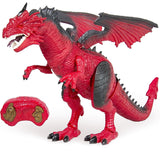 Red Dragon Robot