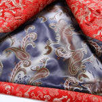 Red Silk Dragon Jacket