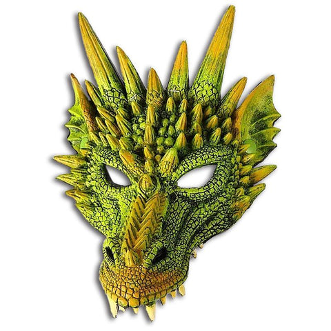 Rhaegal Green Dragon Mask