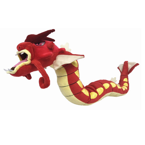 Stuffed Chinese Dragon (red)