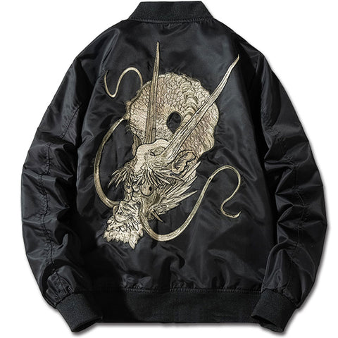 Sukajan Dragon Jacket