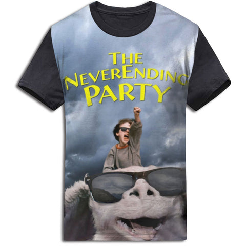 The Neverending Party T-shirt