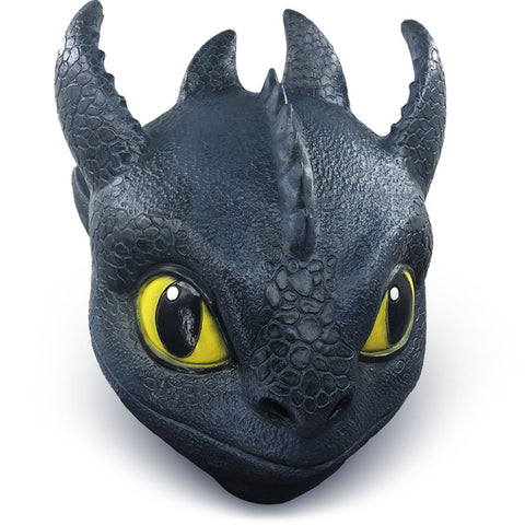 Toothless Dragon Mask