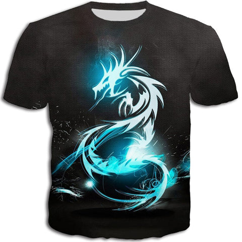 Tribal Dragon T-shirt