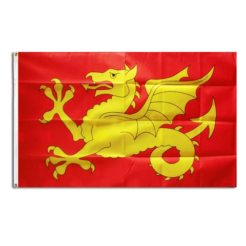 Wessex Dragon Flag