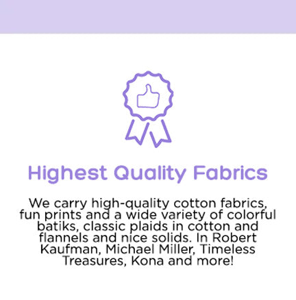 Highest Quality Fabrics
