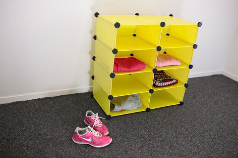 Picture of Storage organiser wardrobe shelving cabinet Y3