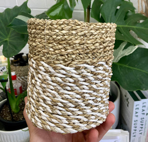 Decorative Plaited Basket