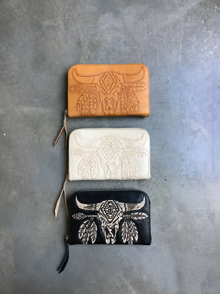 Buffalo & Arrow Wallet