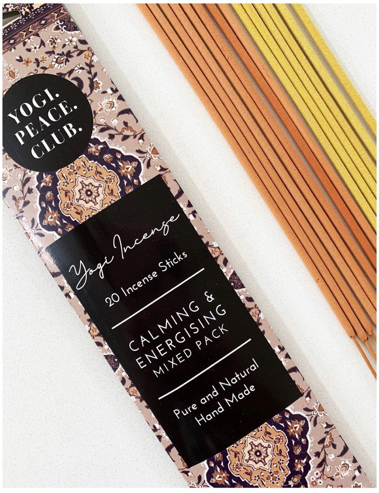 Yogi Peace Club Incense