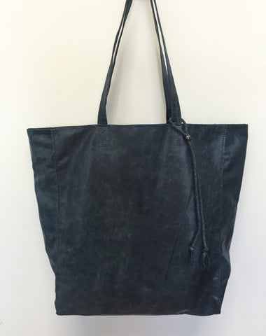 Executive Tote Denim
