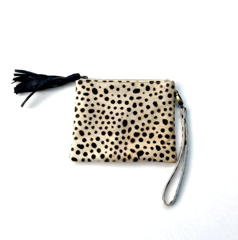 Cheetah Mini Clutch