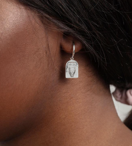 VESSEL EARRINGS TAHNEE/MIDSUMMER
