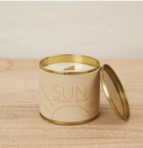 INARTISAN TIN CANDLES