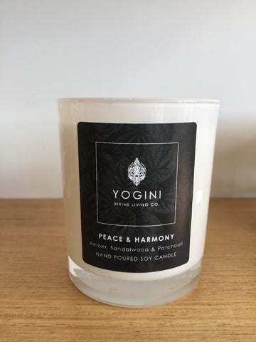 Yogini Candles