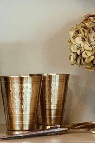 INARTISAN BRASS CANDLES