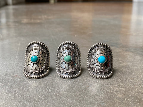 Mexican Muse Ring