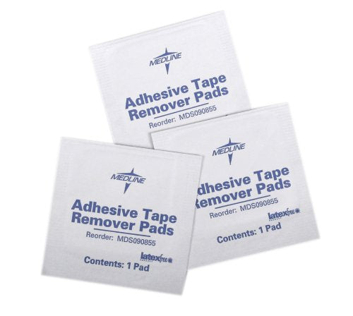 Medline Adhesive Remover Pads - BX (90854900)