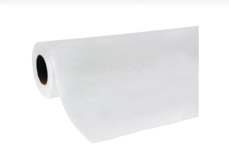 McKesson Table Paper McKesson 21 Inch White Smooth - CS/12 (99141200)