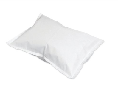 McKesson Pillowcase McKesson Standard White Disposable - CS/100 (89171100)