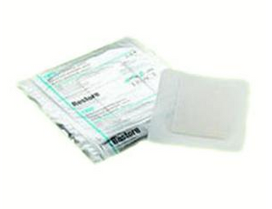 3M Transparent Film Dressing 3M™ Tegaderm™ Rectangle 4 X 4-3/4 Inch Frame Style Delivery Without Label Sterile - EA (16212101)