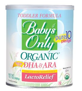 Baby's Only Organic LactoRelief Toddler PK/6 - CO22903M