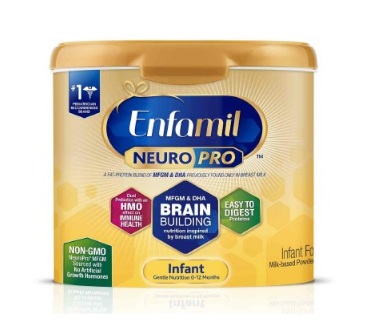 Enfamil® Neuropro™ Infant Formula Enfamil® Neuropro™ 20.7 oz. Tub Powder - EA (75897204)