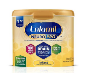 Enfamil® Neuropro™ Infant Formula Enfamil® Neuropro™ 20.7 oz. Tub Powder - PK/6 (75897204)